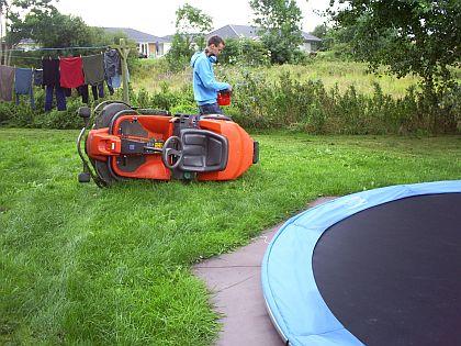 madstraktor